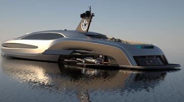 Gray Design reveal new superyacht design
