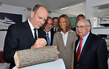 First yacht builder signs up to Wood Forever sustainability scheme