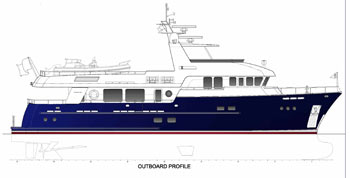 All Ocean Yachts appointed as worldwide agent for Dauntless Explorer Yachts