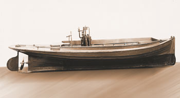 125 year anniversary of world's first motorboat