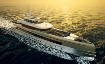 Heesen Yachts sell fuel-efficient explorer yacht YN 16750