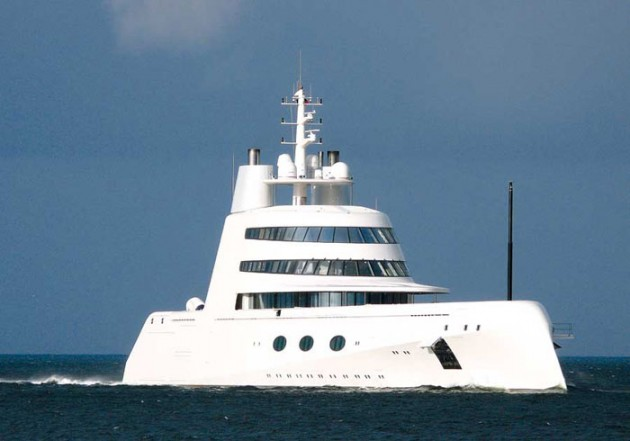 Has Philippe Starck Designed An Apple Superyacht For Steve Jobs