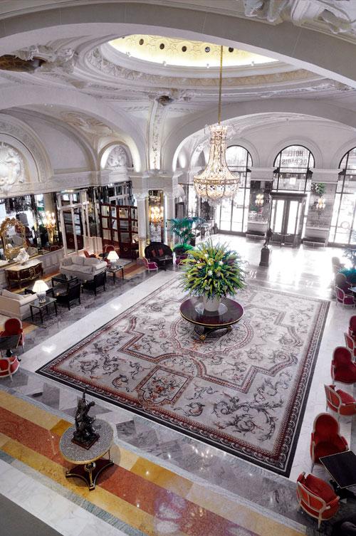 Resort Report Hotel De Paris Monaco