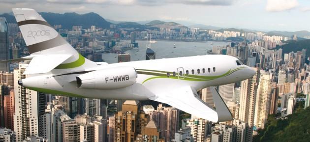 Dassoult Falcon 2000S