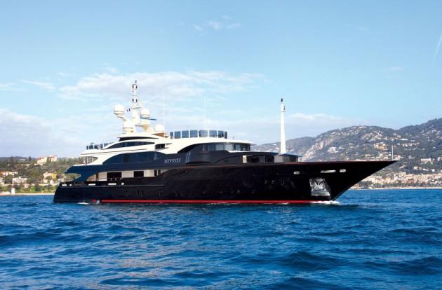 Superyacht report: Ulysses