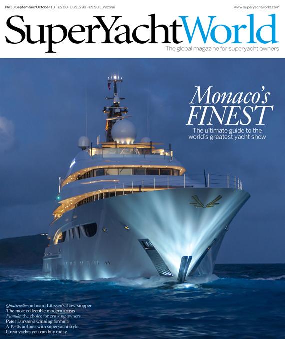 Superyacht World Magazine The World 39 s Finest Superyachts
