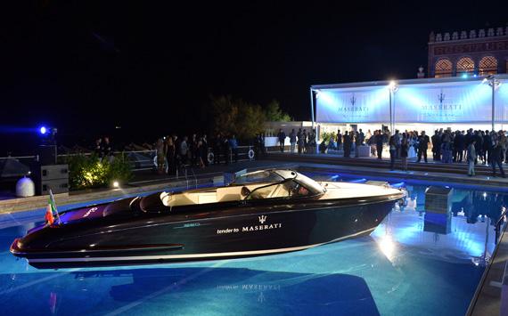 Riva Stars At Venice Film Festival Superyacht World