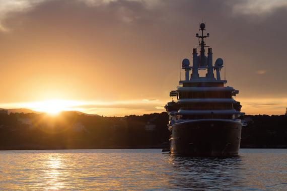 Luna Joins Watkins Superyachts Fleet Superyacht World