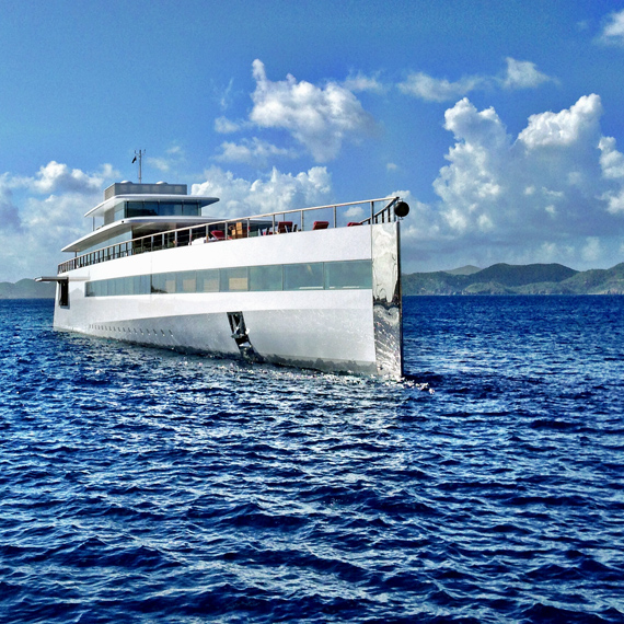 superyacht Venus