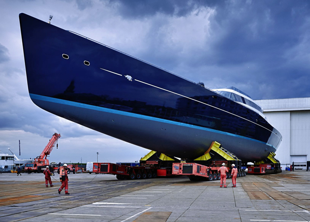 Project 85 Oceanco Vitters