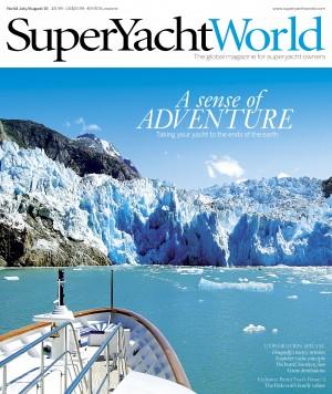Superyacht World cover