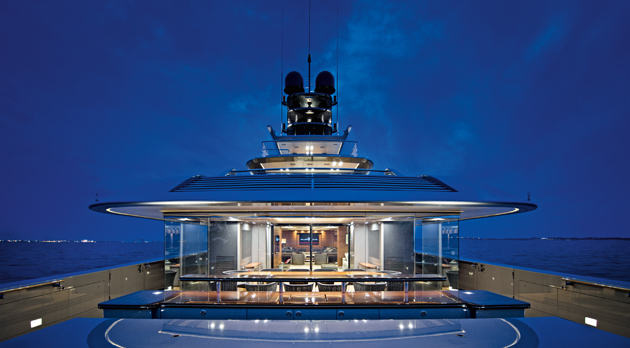 Silver Fast At Monaco Yacht Show