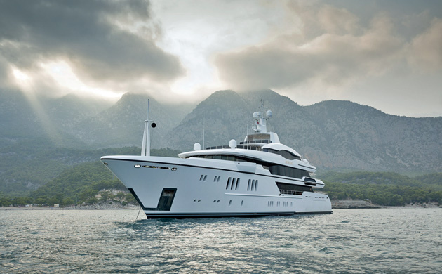 Monaco show: the must-see new yachts
