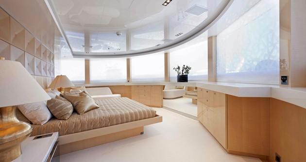 la pellegrina joins merle wood 39 s fleet superyacht world. Black Bedroom Furniture Sets. Home Design Ideas