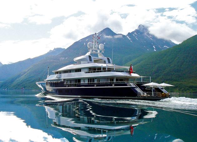 """Since East Coast Yachts is producing at full capacity, Larissa"