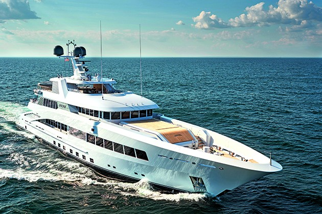rock it  exclusive interview and yacht tour