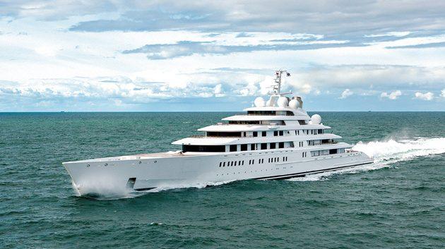 Superyacht World Hall Of Fame Azzam Superyacht World