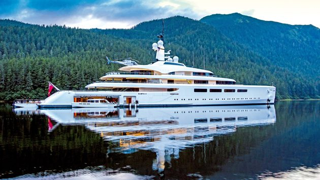 Superyacht World Hall Of Fame Vava Ii Superyacht World
