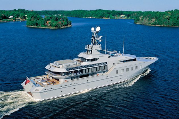 superyacht Hall of Fame