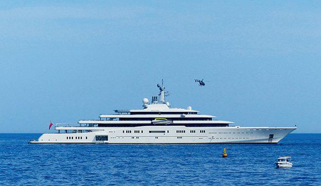 Cote D Azur Still Draws World S Biggest Superyachts Superyacht World