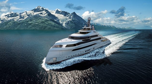 Look back at 2016: Ten Great Explorer Yacht Concepts