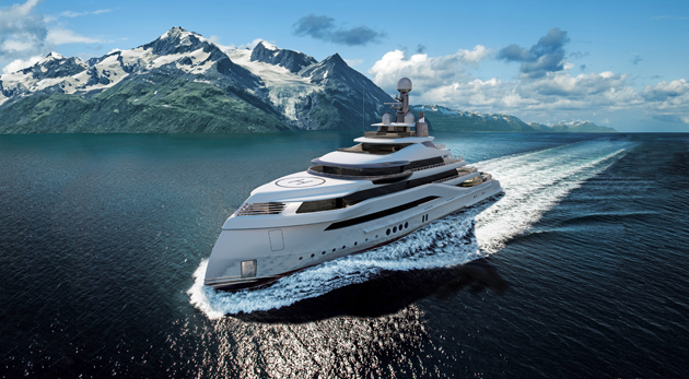 Northrop And Johnson >> Look back at 2016: Ten Great Explorer Yacht Concepts ...