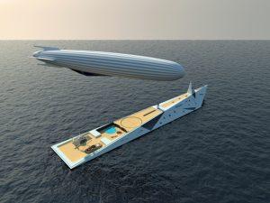 superyacht airship