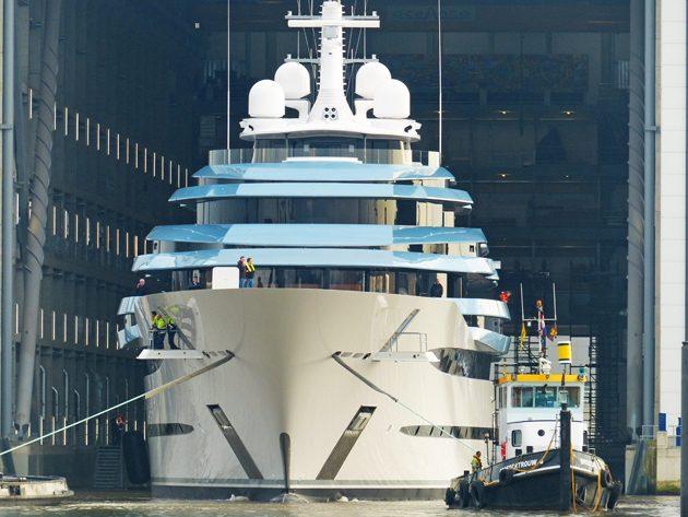 Oceanco 110-metre Jubilee