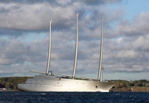 Sailng Yacht A
