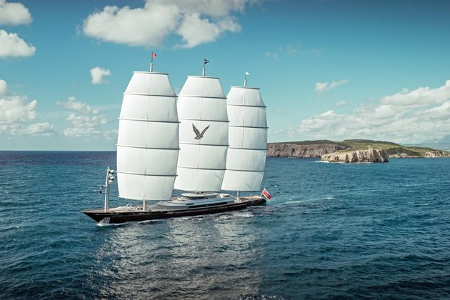 Burgess Charter Yachts At The America S Cup Superyacht World