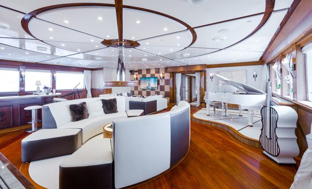 Legend For Sale With Iyc Fraser Superyacht World