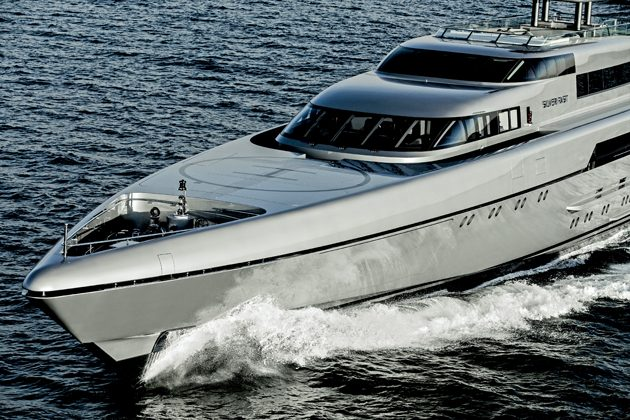 Performance superyachts