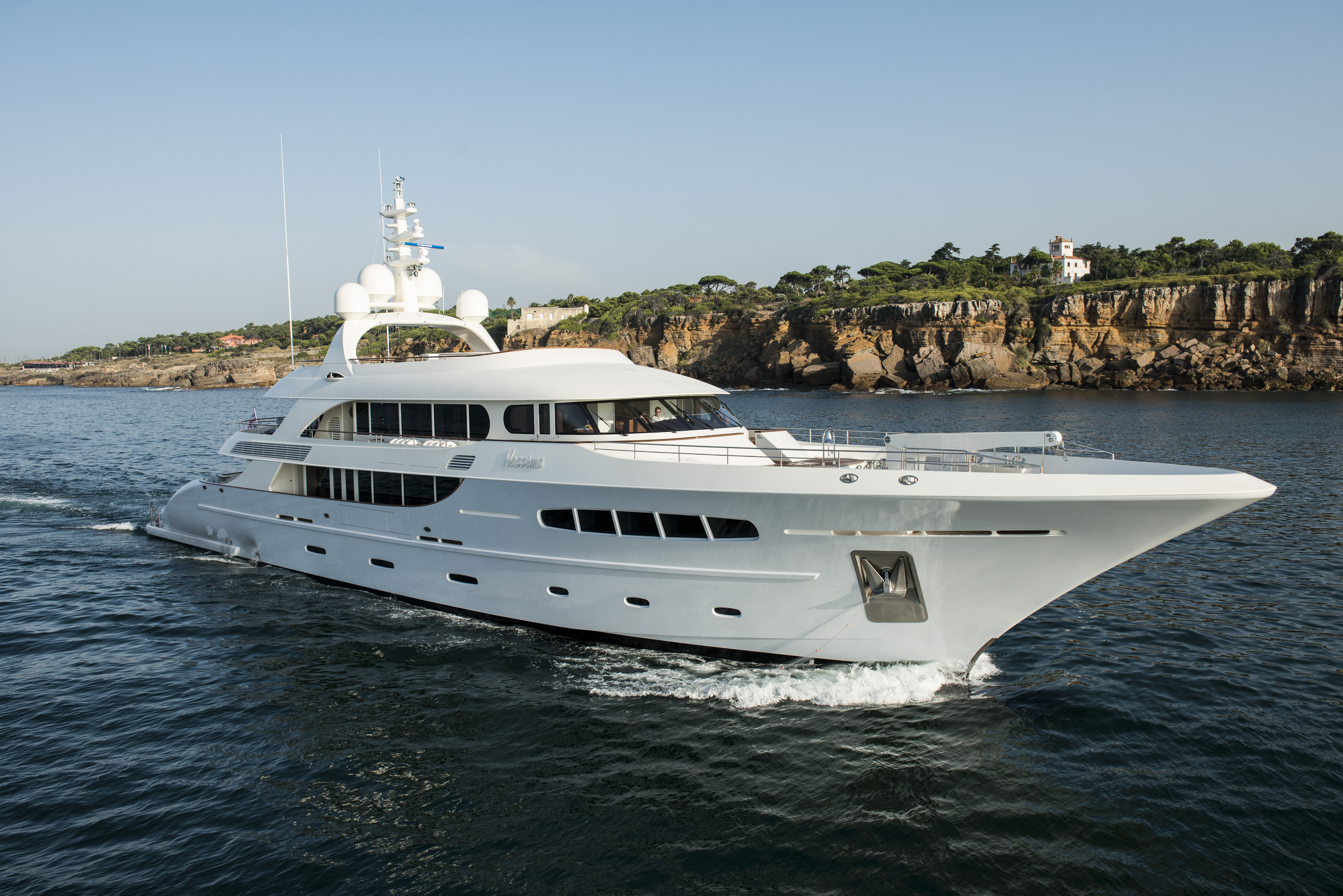 Cool yachts to see at the MYBA Charter Show - SuperYacht World