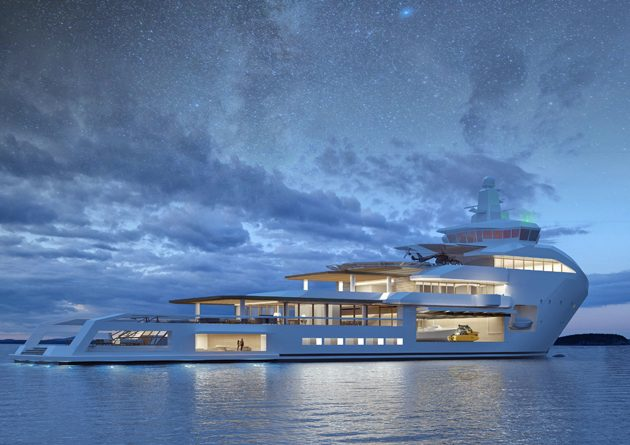 Nine beautiful superyacht projects for sale - SuperYacht World