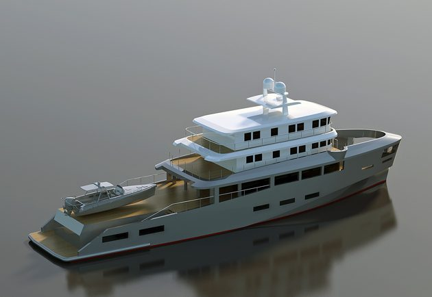 superyacht projects for sal