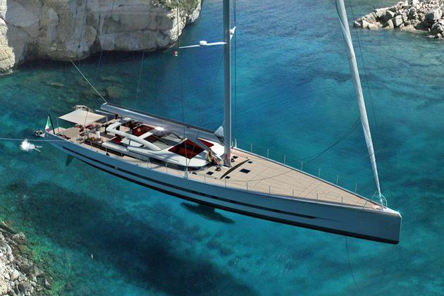 superyacht concepts for sale