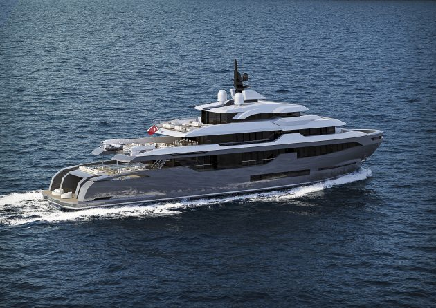 superyacht projects for sale