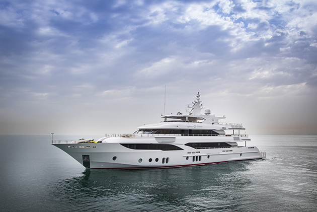 Majesty 155 success with repeat owner - SuperYacht World