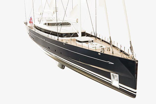 world's largest aluminium yacht