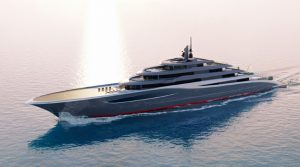 On Board 118 Metre Vitality Concept