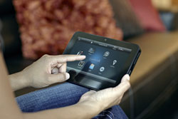Veritais AV touchpad controller