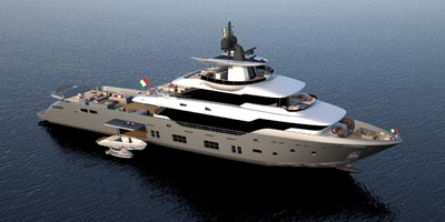 Oceanic Yachts 140