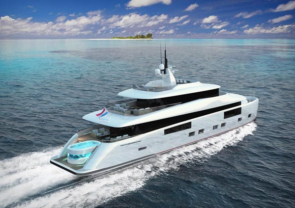 CNI to promote two models by Ruea Yachts