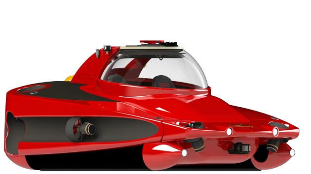 New 2-people submersible SH SPort Sub 2