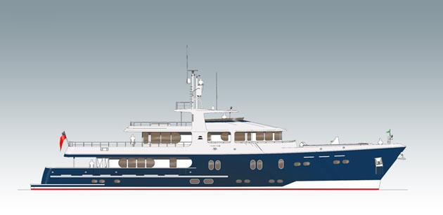 Cape Scott Yachts produces  expedition, explorer and trawler yachts ranging 7.6m-42m (58ft-137ft)