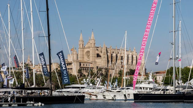Palma Superyacht Show to be held in early May