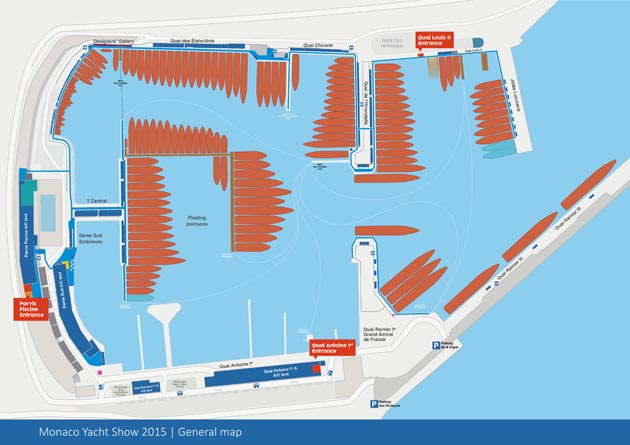 General layout for the MYS 2015