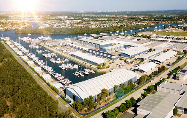 Australian marina and shipyard expands - Superyacht Business
