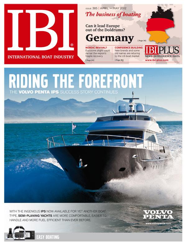 IBI News cover April 2012