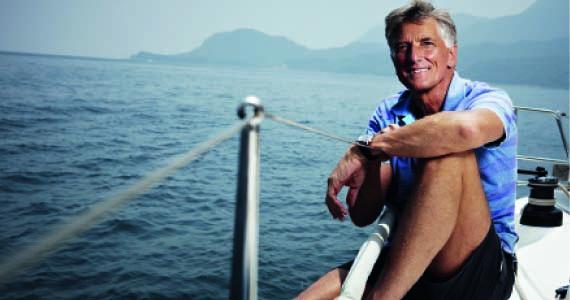 Mike Simpson, CEO Simpson Marine